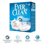 Ever Clean Extra Strong Clumping Unscented комкующийся наполнитель