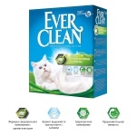 Ever Clean Extra Strong Clumping Scented комкующийся наполнитель